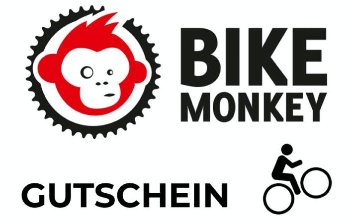 Bike-Monkey Gutschein
